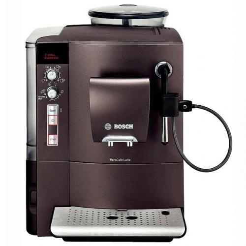 Кофемашина BOSCH TES-50328 RW VeroCafe Latte