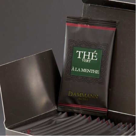 Dammann The Vert a la Menthe