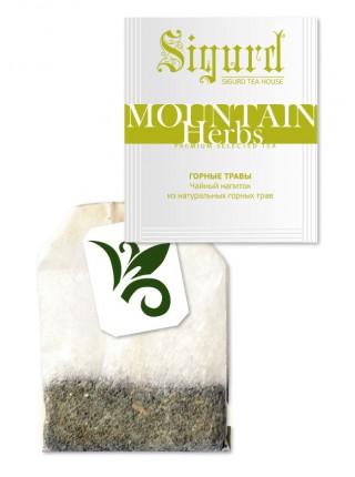 Чайный напиток MOUNTAIN HERBS (30 пакетиков по 2 гр)