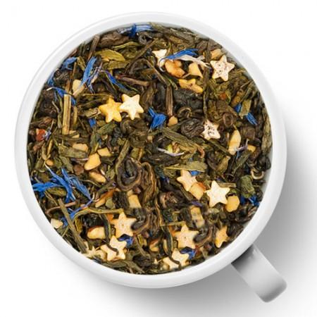 Чай зеленый Пряничный