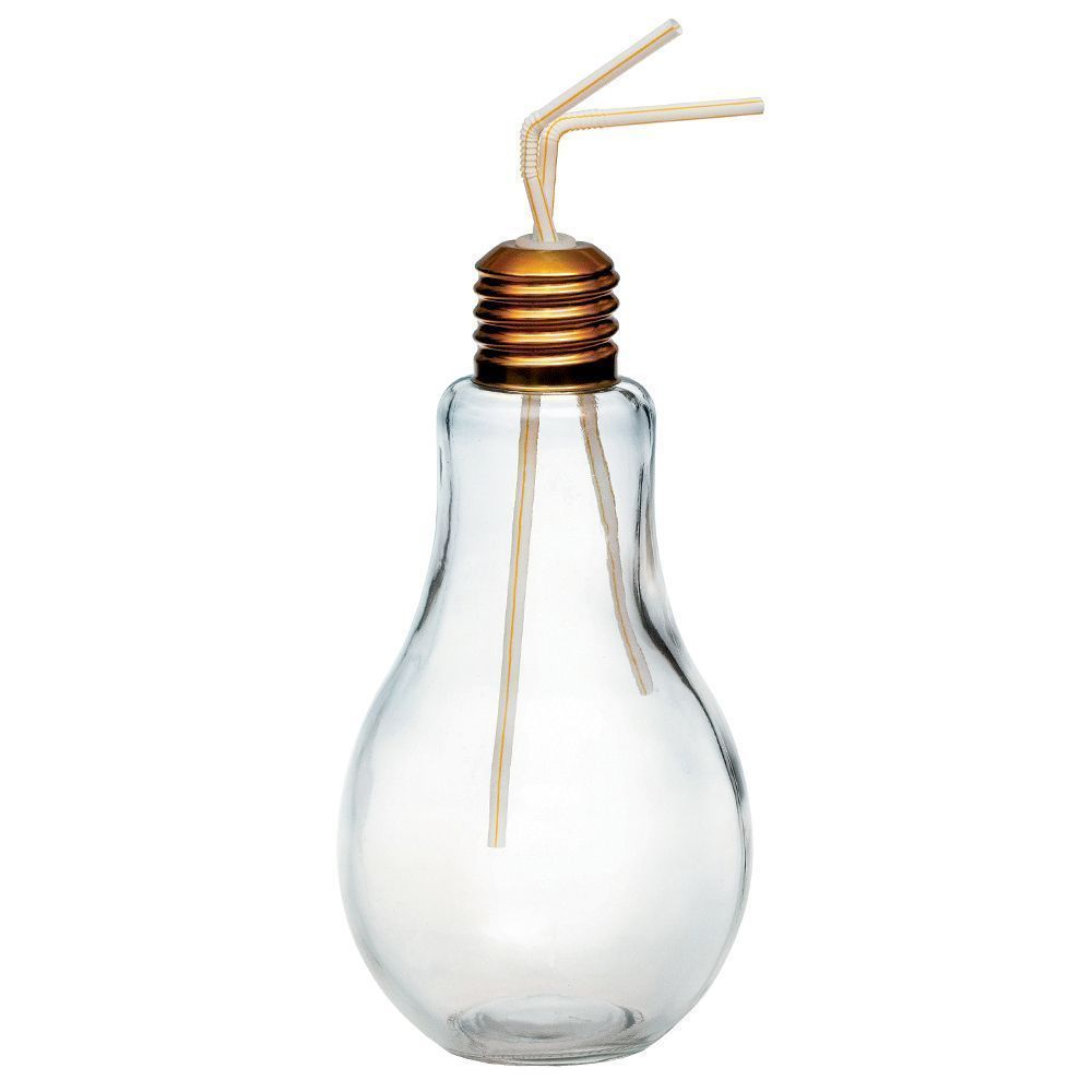"""Банка c крышкой """"Лампа"""" 900 мл"""
