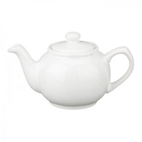 Чайник заварочный, белый (400 мл)
