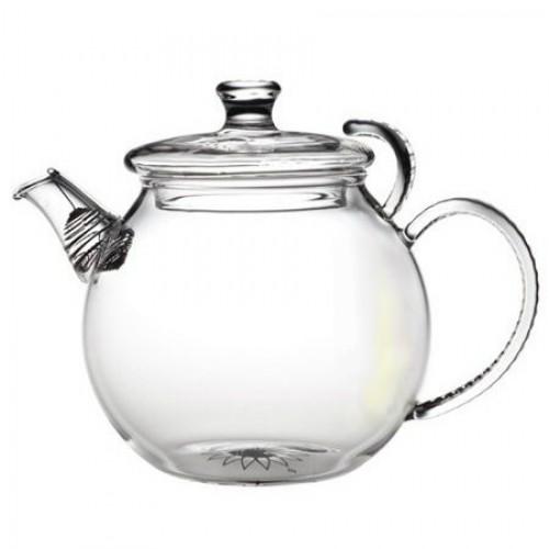 """Чайник из жаропрочного стекла """"Грация"""" (Босфор) (600 мл)"""