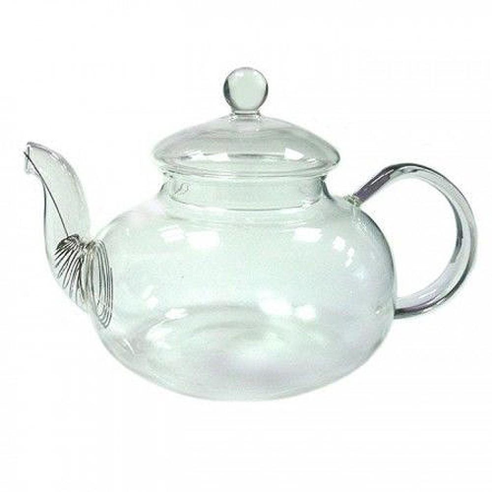 """Чайник стеклянный """"Юнона"""" 600 мл.с фильтром"""