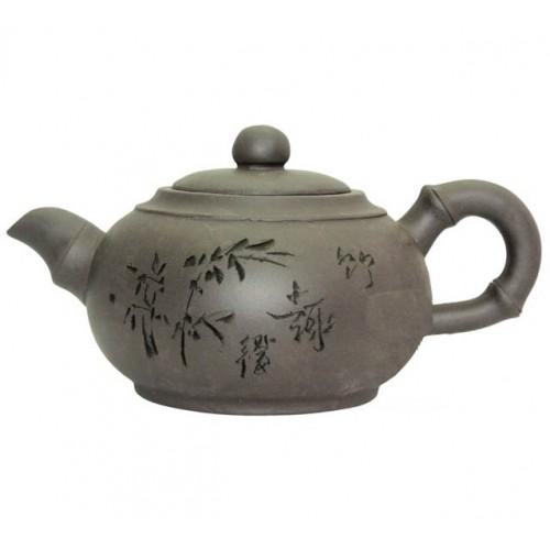 """Глиняный чайник """"Старый Бамбук"""" (350 мл)"""