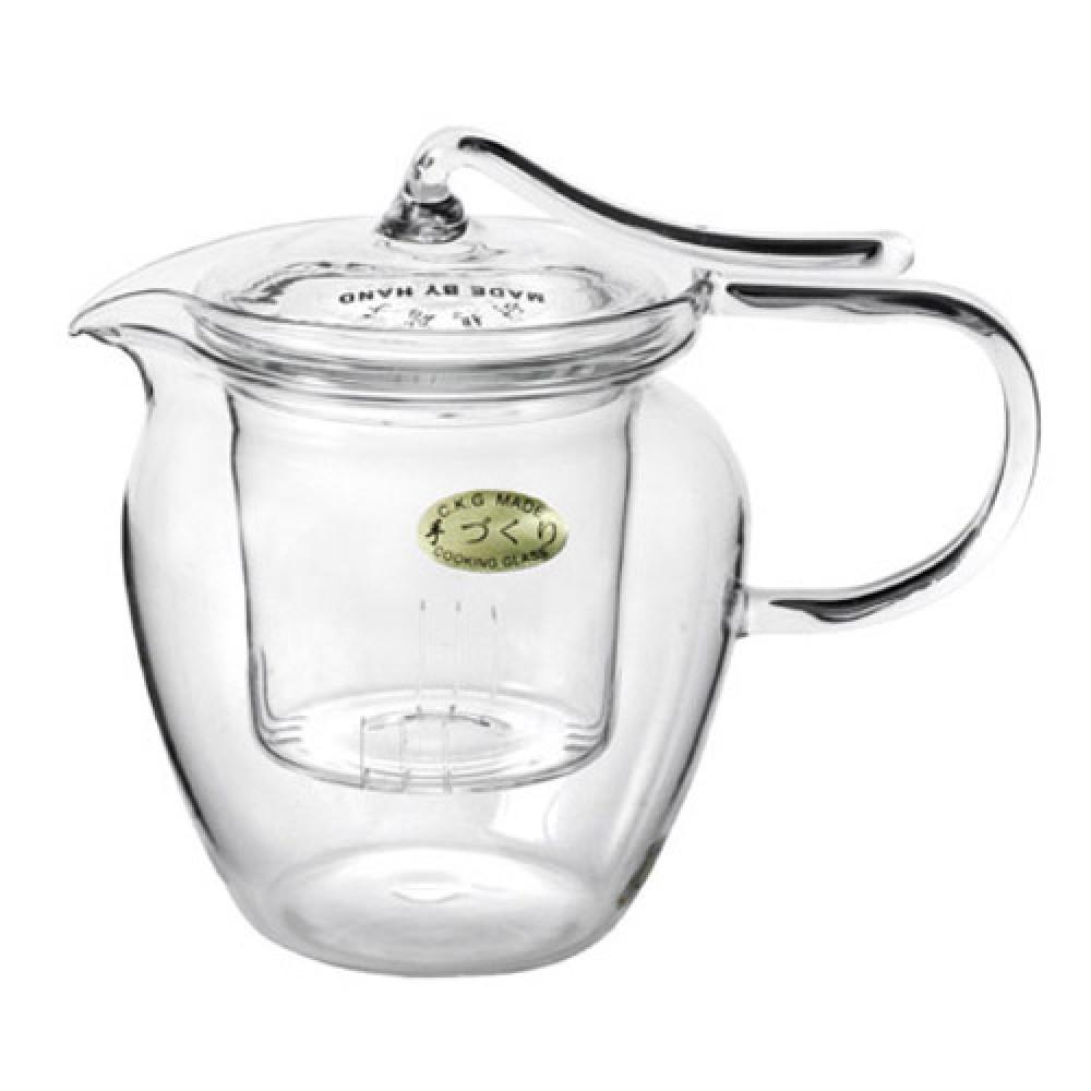 Чайник из стекла СК-014А (400 мл)