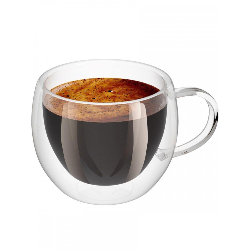 "Чашка ""Ненси"" 300 мл (двойное стекло)"