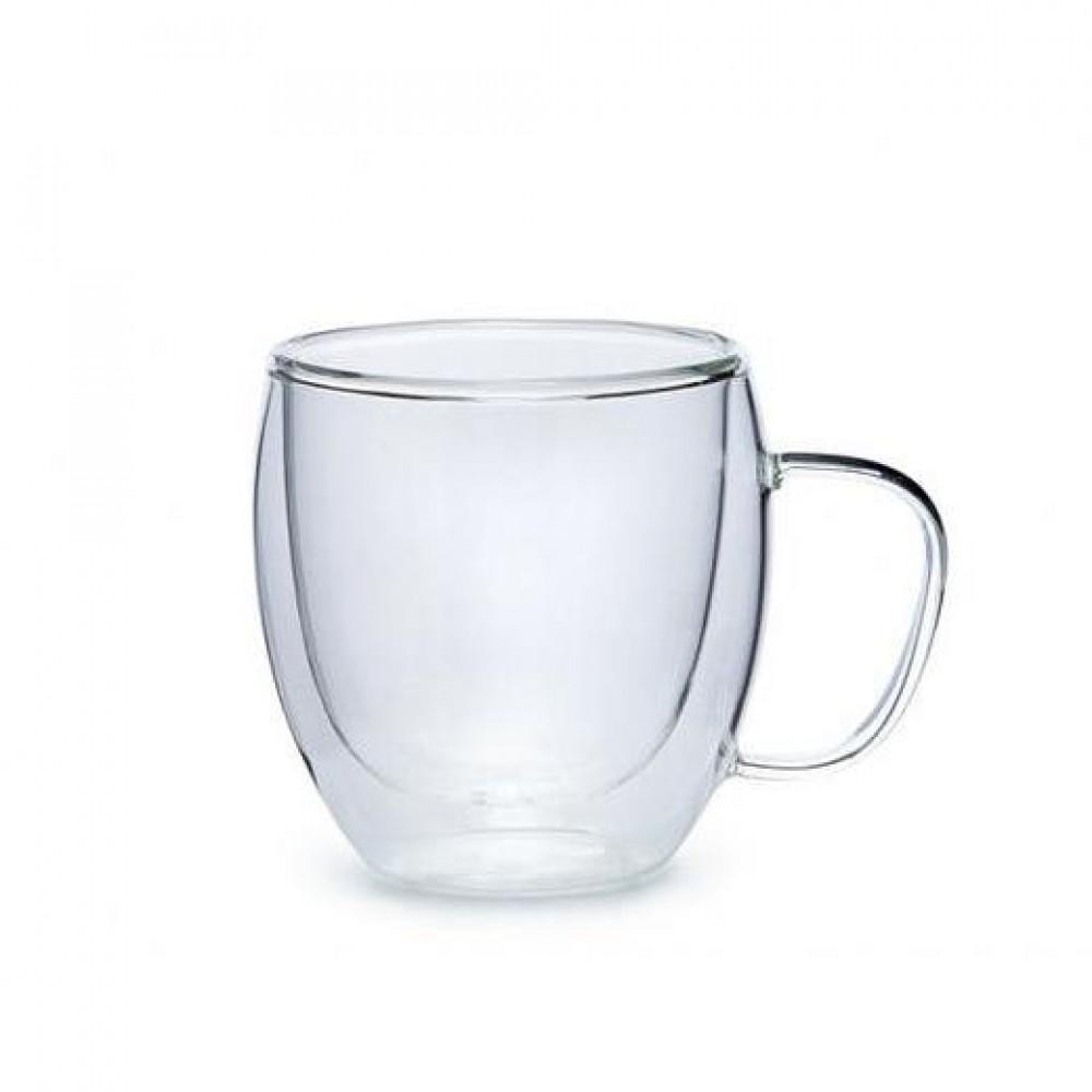 "Чашка ""Салли"" (250 мл) (двойное стекло)"