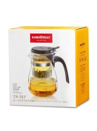 Чайник заварочный Гунфу 700 мл Kamjove TP-757 NEW