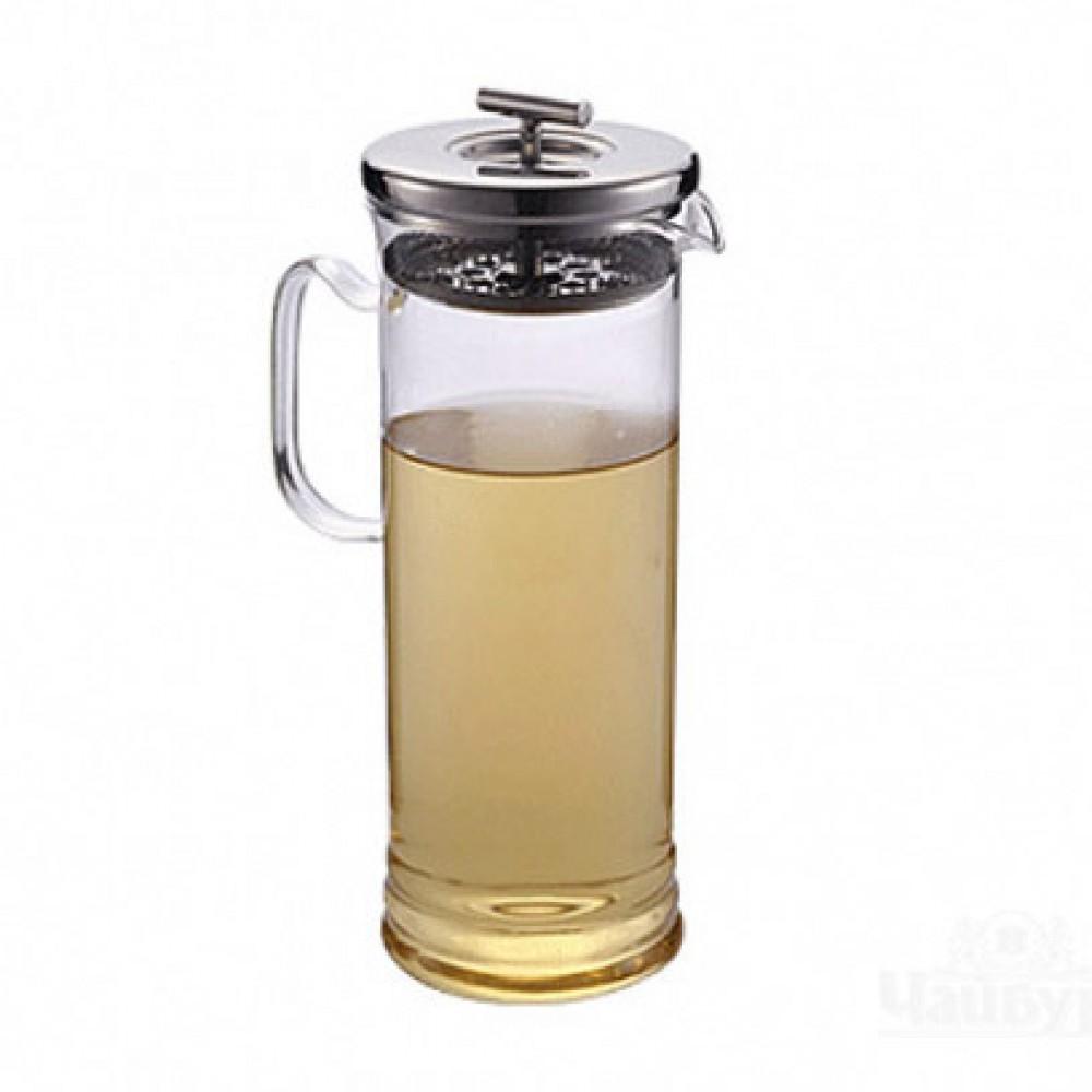 "Чайник стеклянный ""Триберг"" Ice Tea (1000 мл)"