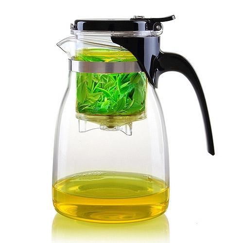 Чайник заварочный с кнопкой Гунфу 900 мл Артикул: SamaDoyo A-14