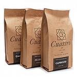 Кофе в зернах CUATTRO