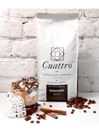 Кофе CUATTRO Bossa Nova