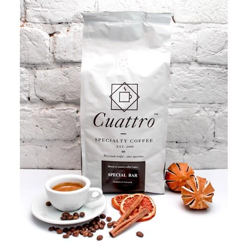 Кофе CUATTRO Special Bar
