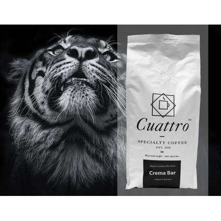 Кофе CUATTRO Crema Bar