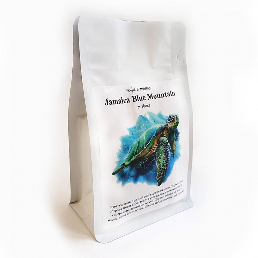 Кофе в зернах CUATTRO Jamaica Blue Mountain (Ямайка)