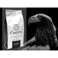Кофе в зернах CUATTRO Ultimate