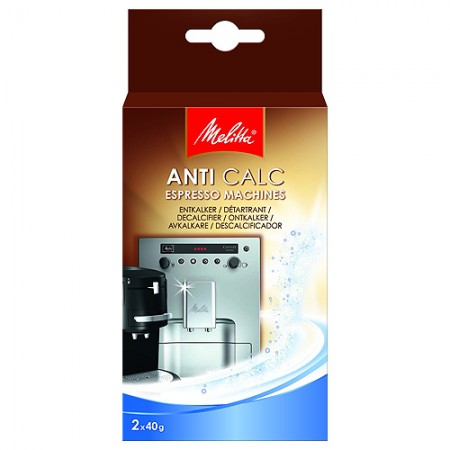 Очиститель от накипи Melitta ANTI CALC Espresso Machines