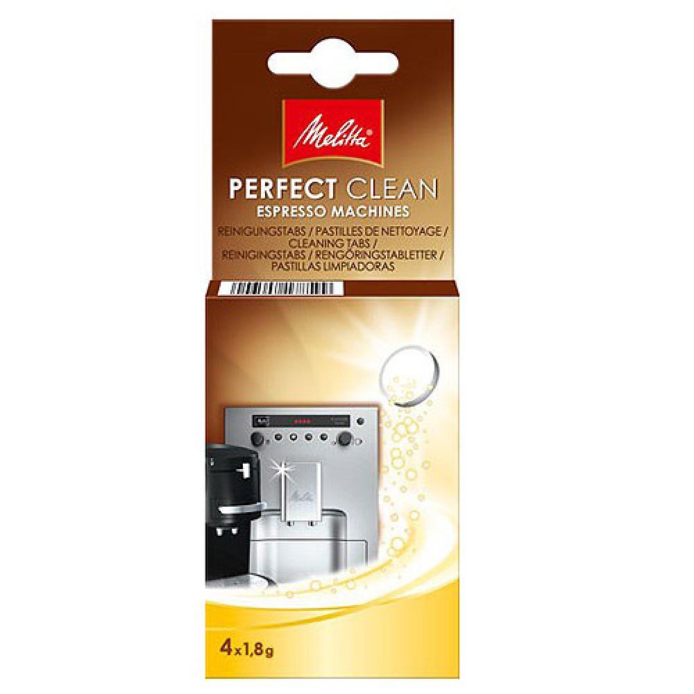 Очищающие таблетки Melitta PERFECT CLEAN Espresso