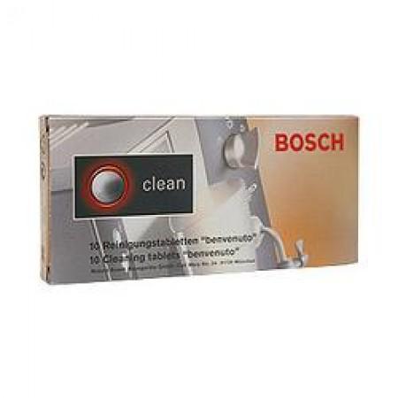 Таблетки для очистки гидросистемы Bosch