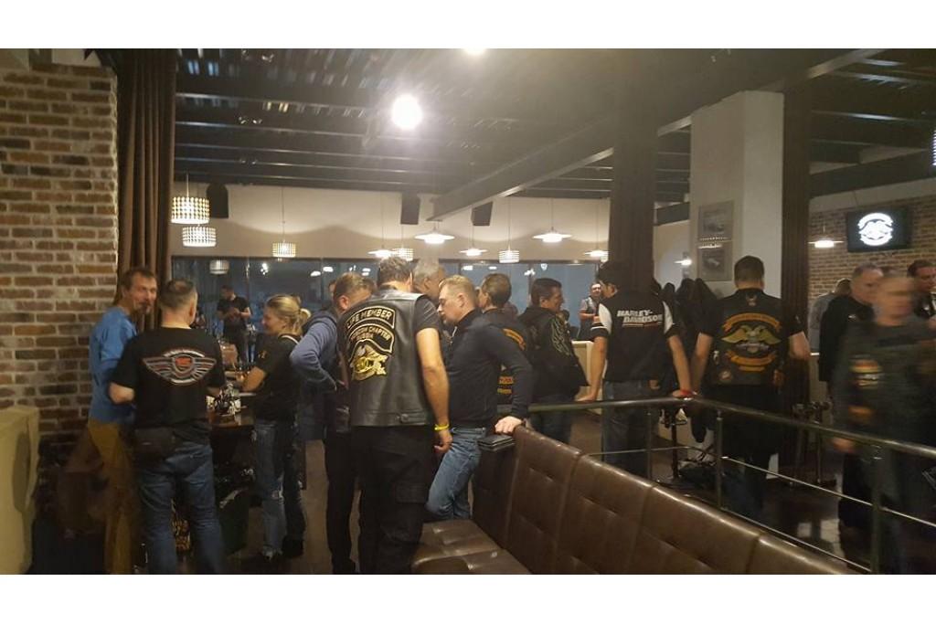 Международный день кофе – на закрытие сезона Harley Davidson Club Russia 2016