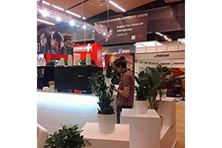 Международный кинофорум ExpoForum 2016 c Coffee CUATTRO