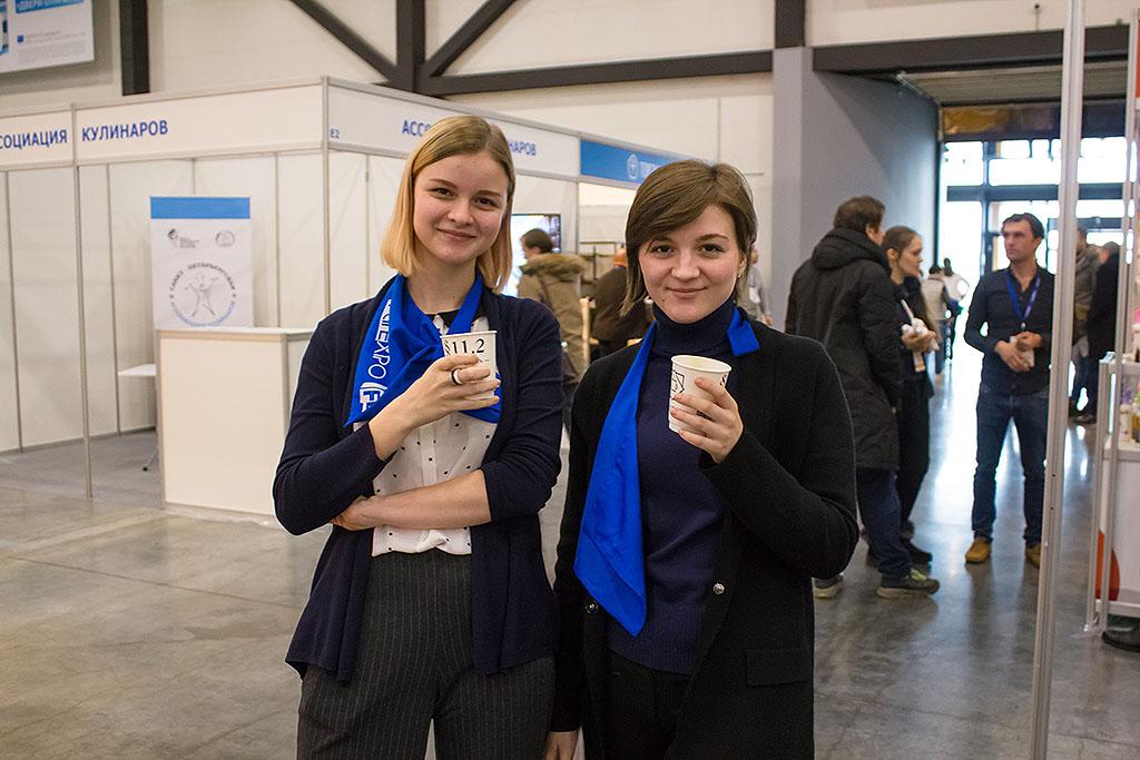 Выставка ExpoHoReCa 2019