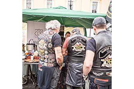 Фестиваль ST.PETERSBURG HARLEY DAYS 2016