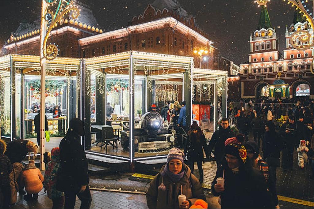 Кофе CUATTRO в Москве !