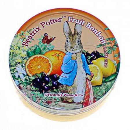 Леденцы Beatrix Potter Фруктовое ассорти 200 гр