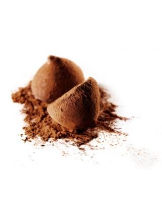 Шоколад The Belgian Трюфели оригинальные в какао пудре, 200 г