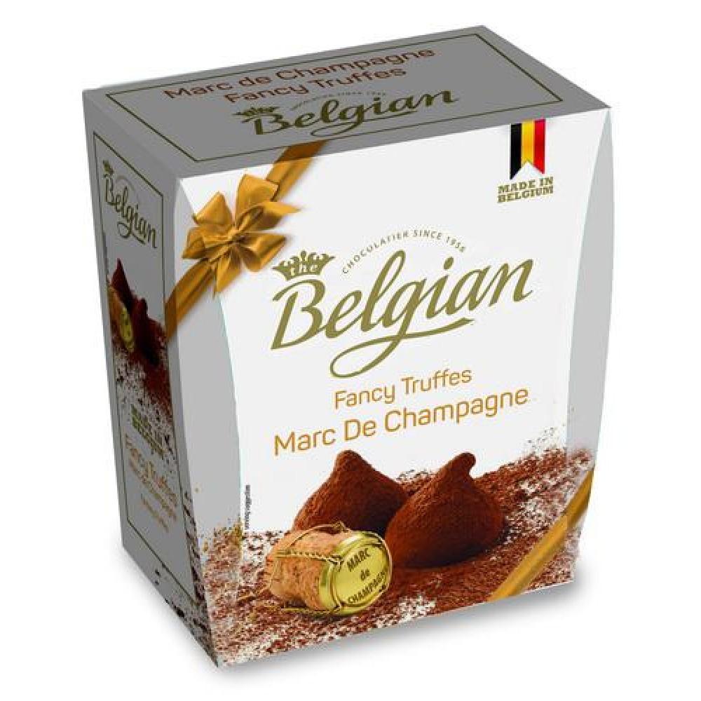 Шоколад The Belgian Трюфели с ароматом шампанского, 200 г