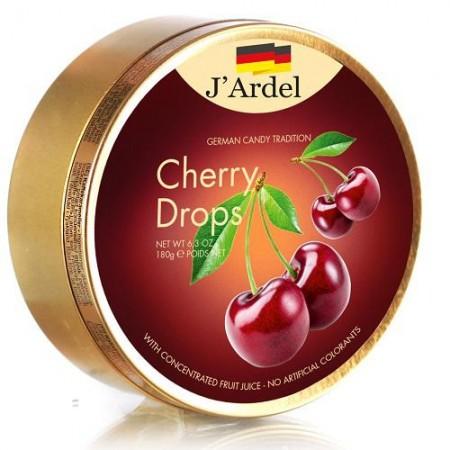 Леденцы J'Ardel Вишневые ягоды 180 гр