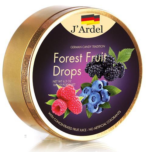 Леденцы J'Ardel Лесные ягоды 180 гр
