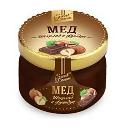 "Мёд ""Шоколад-Фундук"" 30 г"