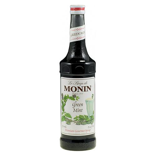 """Сироп Monin """"Green Mint"""" Зеленая мята, 1,0 л."""