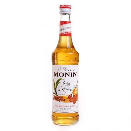 "Сироп Monin ""Имбирный пряник"", 0,7 л."