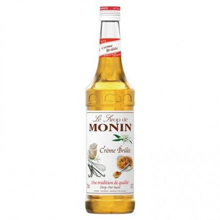 """Сироп Monin """"Крем брюле"""", 0,7 л."""