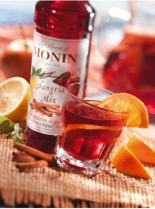 """Сироп Monin """"Red Sangria Mix"""" Сангрия 0,7 л"""