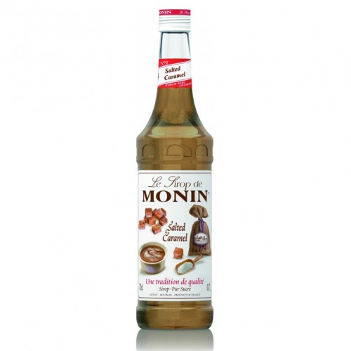 "Сироп Monin ""Salted Caramel"" Соленая Карамель 0,7 л"
