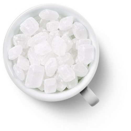 Сахар леденцовый белый, крупный