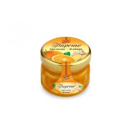 Варенье апельсин с имбирем 30г