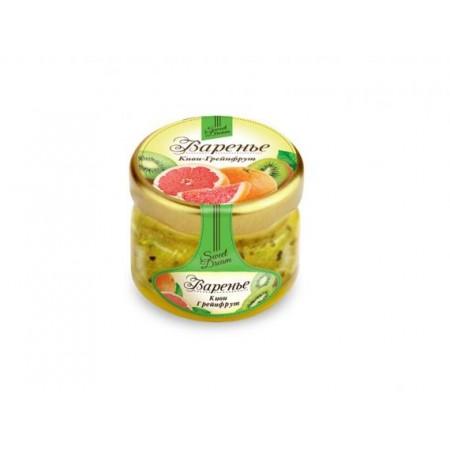 Варенье киви-грейпфрут 30г