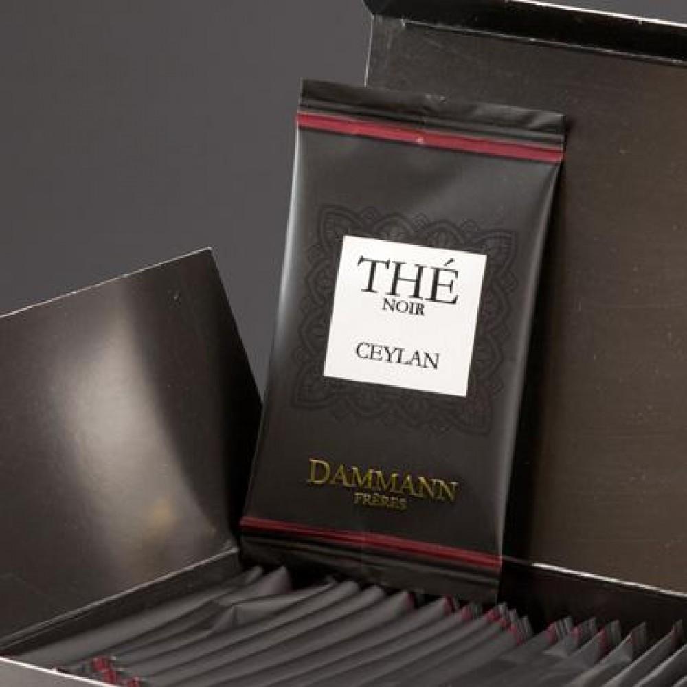 Черный чай Dammann Цейлон О.Р.