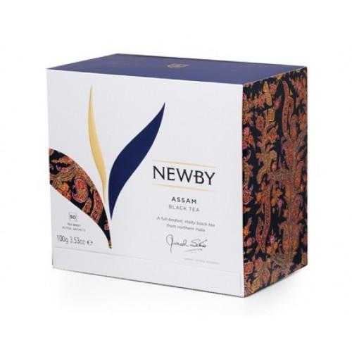 Newby Ассам (50 пакетиков по 2 гр)