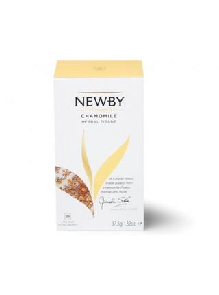 Newby Цветы ромашки (25 пакетиков по 2 гр)