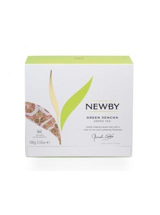Newby Зеленая сенча (50 пакетиков по 2 гр)