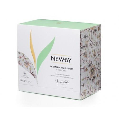 Newby Цветок жасмина (50 пакетиков по 2 гр)