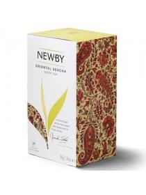 Newby Oriental Sencha / Восточная сенча (25 пакетиков по 2 гр)