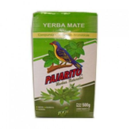 Pajarito Compuesta con Hierbas Aromaticas (с травами, без ароматизаторов) 500 гр